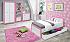 Detské izby pre dievčatá