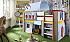 Detské izby z masívu