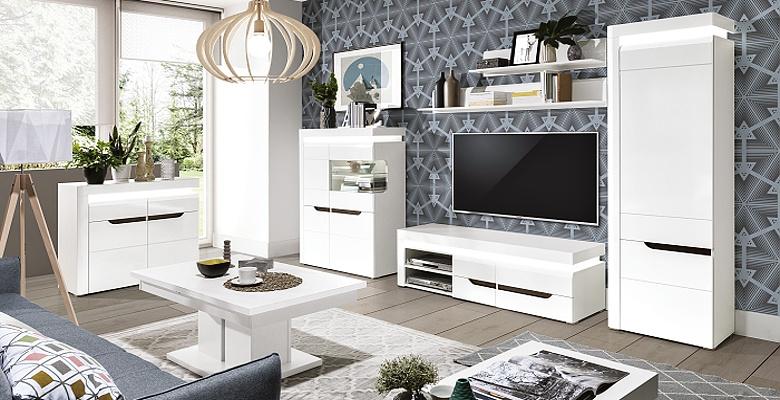 NOVINKA - Nábytok do obývačky IRMA
