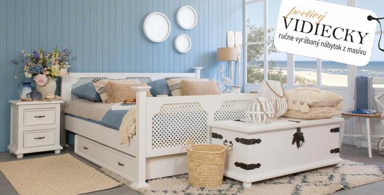 Prezrite si nábytok, ktorý zútulní každý domov!