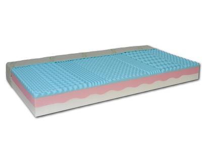 s matracom TERAFLEX (21 cm, do 130 kg)